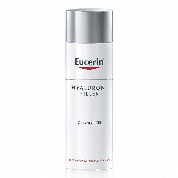 Eucerin Hyaluron Filler Crema Viso Giorno Pelli Normali e Miste 50 ml
