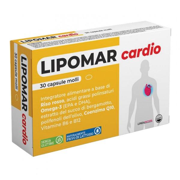 LIPOMAR Plus 30 Cps