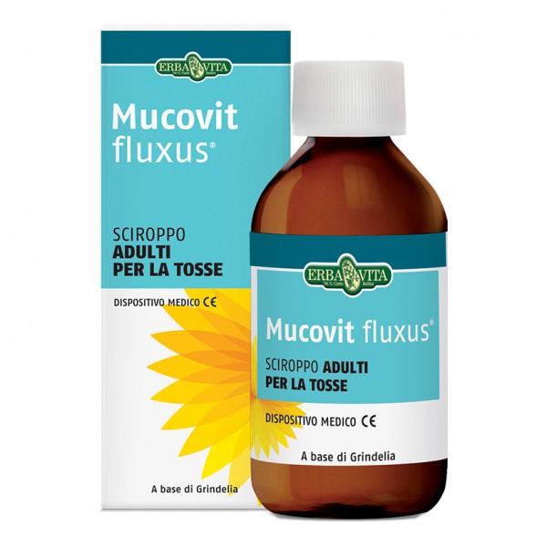 MUCOVIT Fluxus Sciroppo Adulti 200 ml Er...