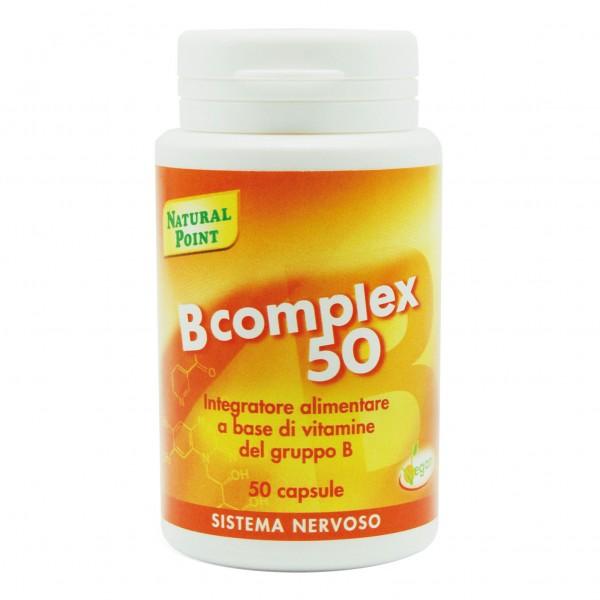B COMPLEX 50mg 50 Cps N-P