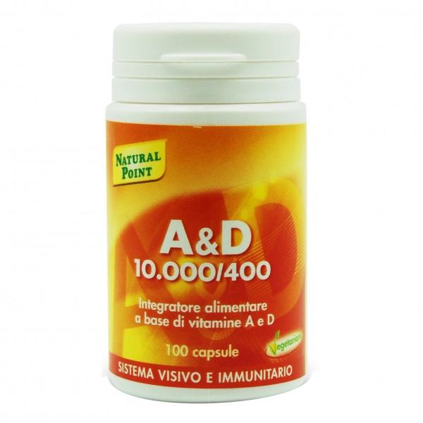A&D 10000/400 100 Cps N-P