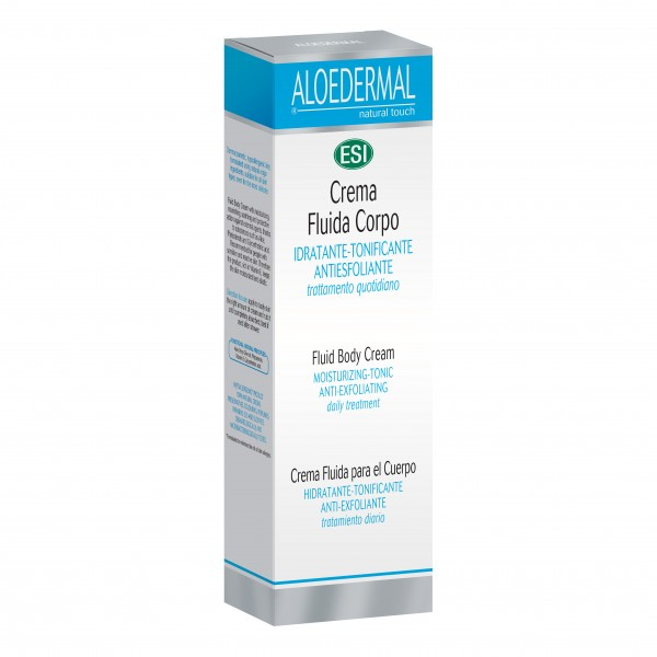 ALOEDERMAL Cr.Fl.Corpo 200ml