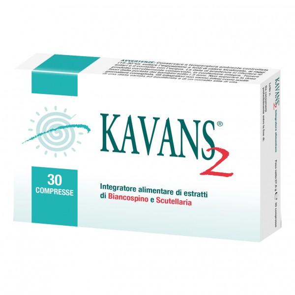 KAVANS 2 30 Compresse