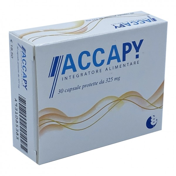 ACCAPY 30 Cps 250mg