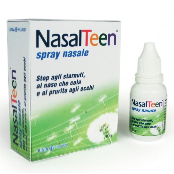 NASALTEEN Spray 500mg