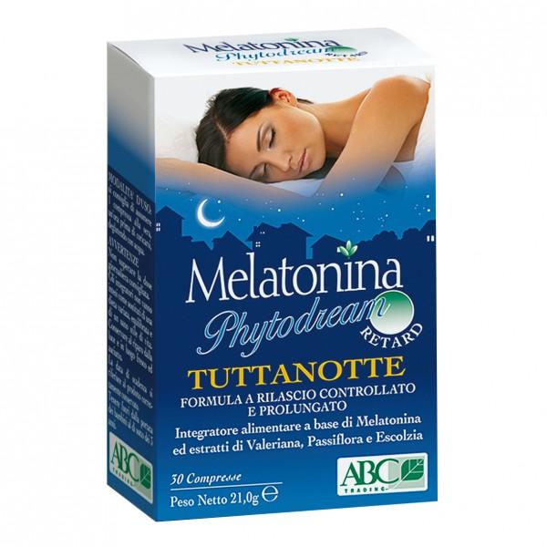 MELATONINA TuttaNotte Ret.30Cp