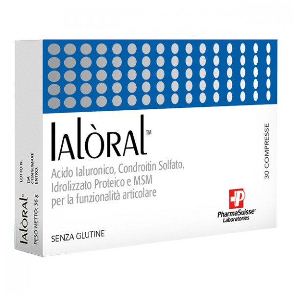 IALORAL 30 Compresse