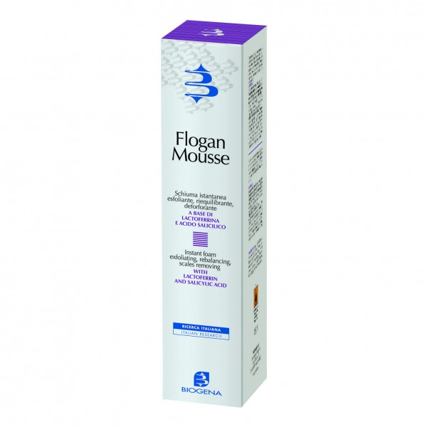 FLOGANMOUSSE Schiuma Antiforfora 75 ml