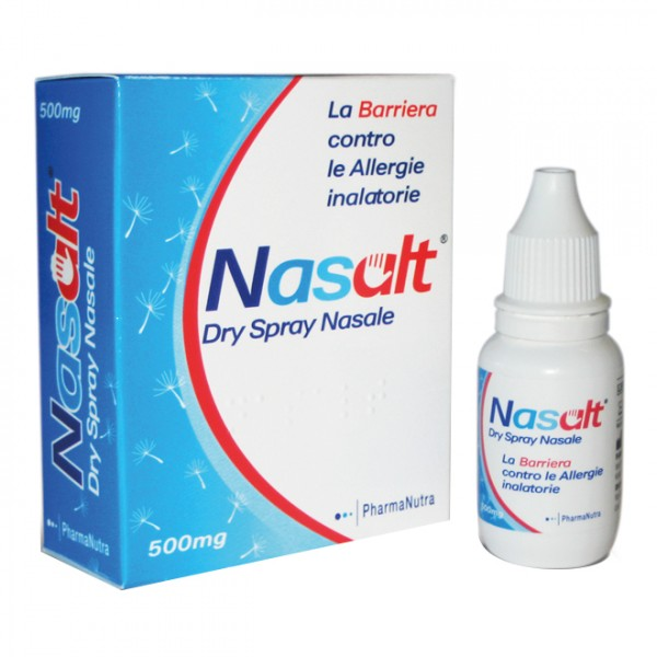 NASALT Spray Nasale 500mg