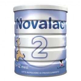 Novalac 2 - Latte di proseguimento per lattanti oltre i 6 mesi - 800 g