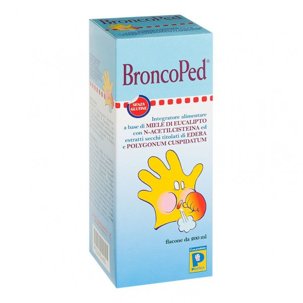 BRONCOPED Scir.Mucol.200ml