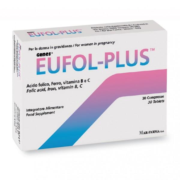 EUFOL-PLUS 30 Cpr