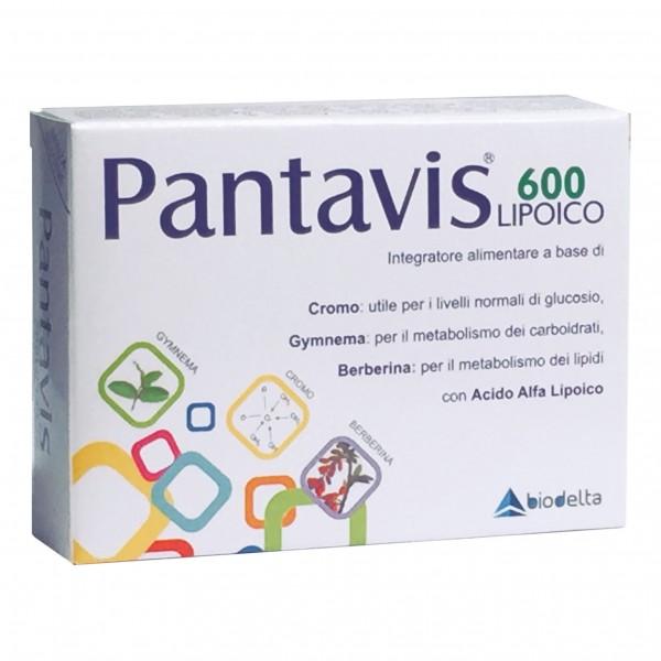 PANTAVIS*600 20 Cpr