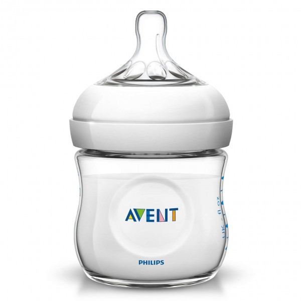 AVENT Bib.Natural 125ml