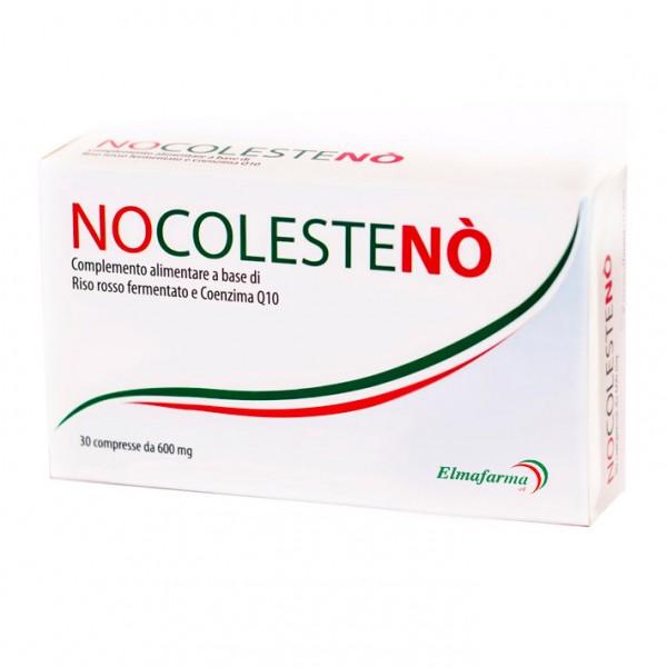 NOCOLESTENO 30 Cpr 600mg