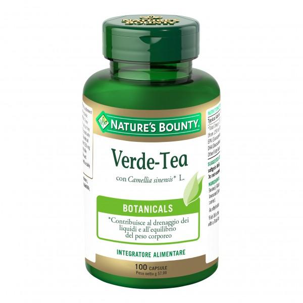 NATURE'S B.Verde Tea 100 Cps