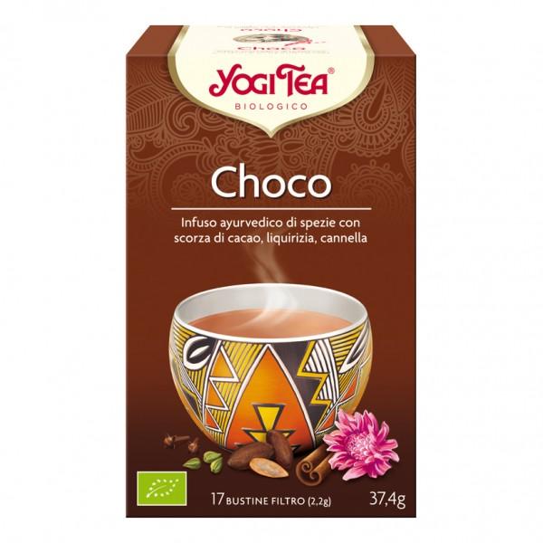 FdL Tea Choco Te'Bio  34g