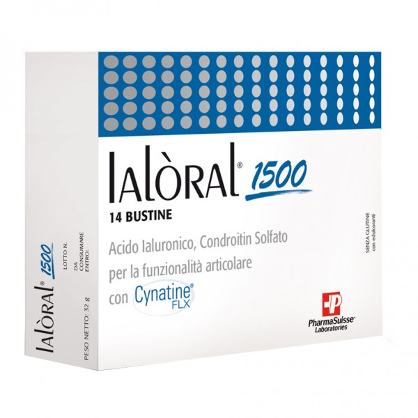 IALORAL 1500 14 Bustine
