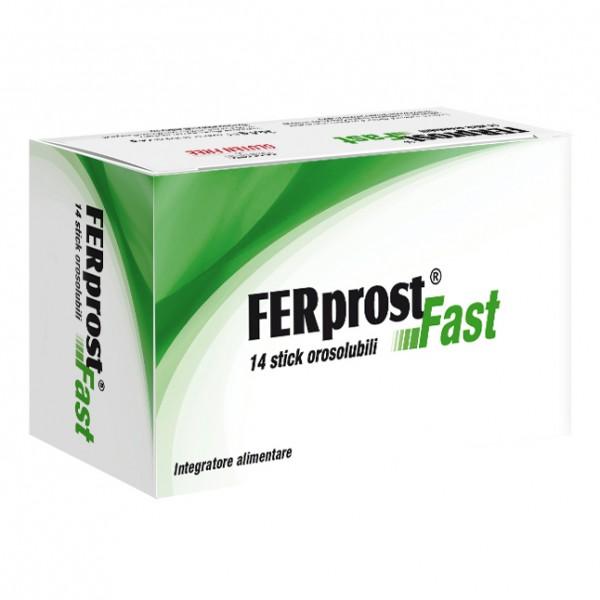 FERPROST Fast 14 Stick Orosolubili