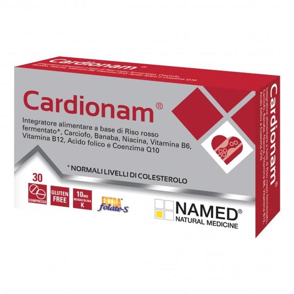 Cardionam 30 Compresse