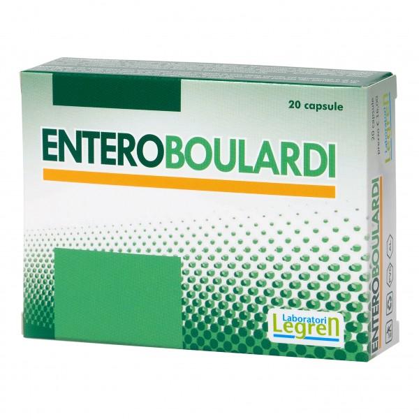 ENTEROBOULARDI 20 Cps   LEGREN