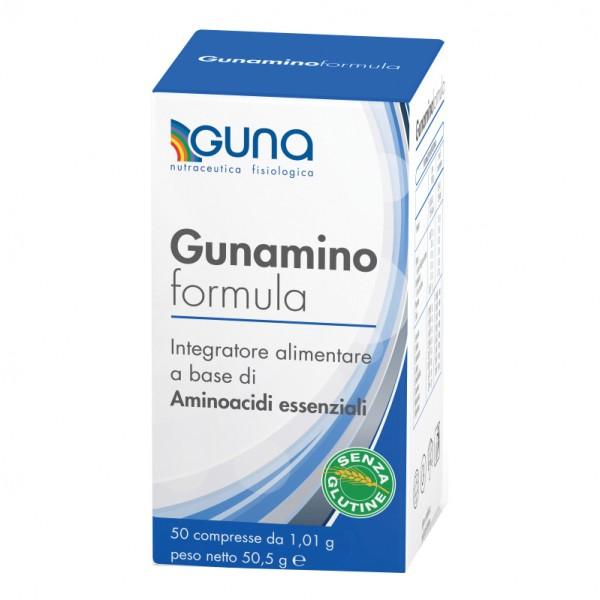 GUNAMINO Formula 50 Compresse 1,01g