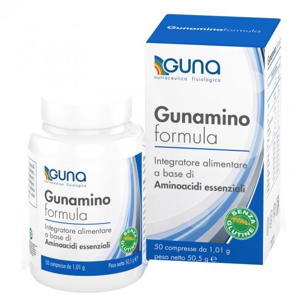GUNAMINO Formula 150 Compresse 1,01g