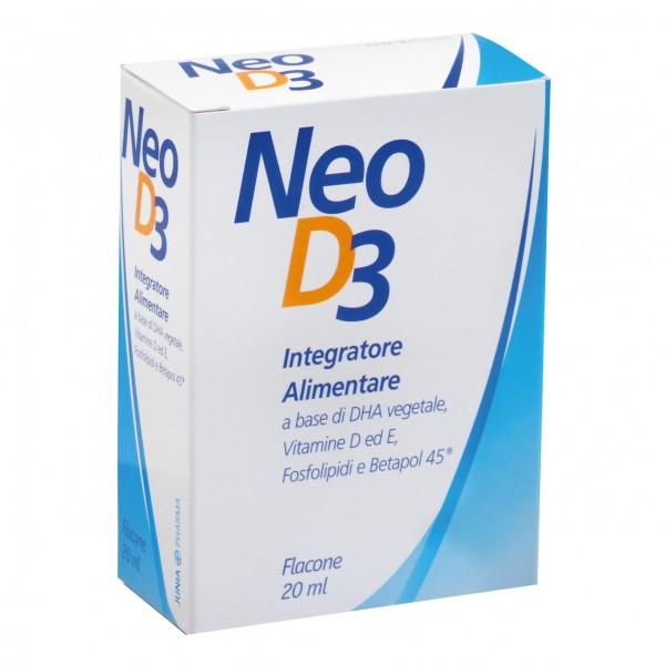 NEO D3 Gtt 20ml