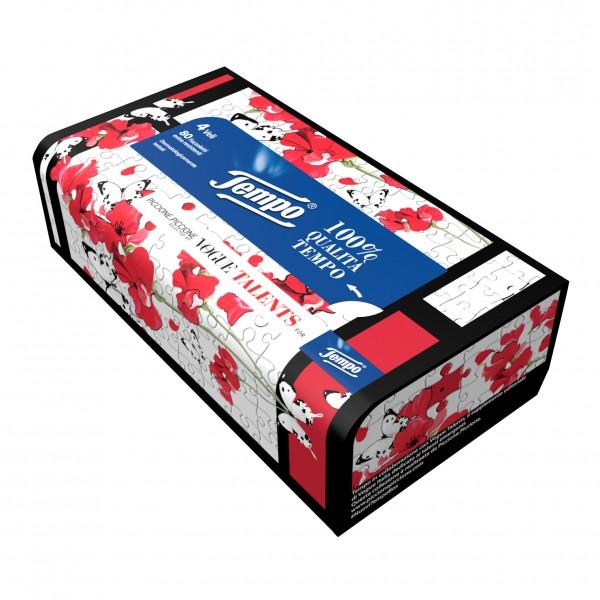 TEMPO Box 80 Fazzoletti