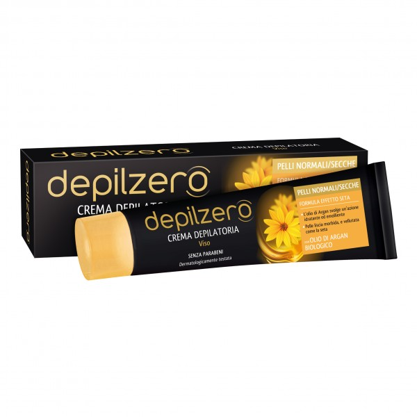 DEPILZERO Argan Cr.Viso 50ml