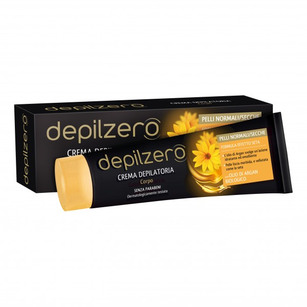 DEPILZERO Argan Cr.Corpo 150ml