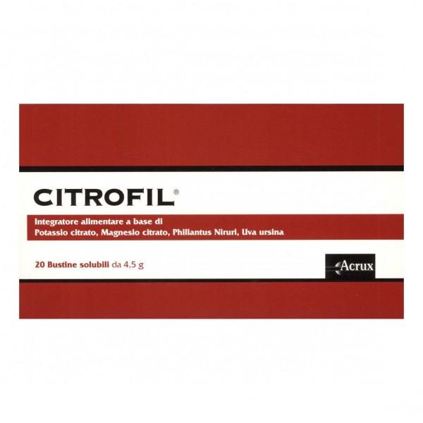 CITROFIL 20 Bust.4,5g