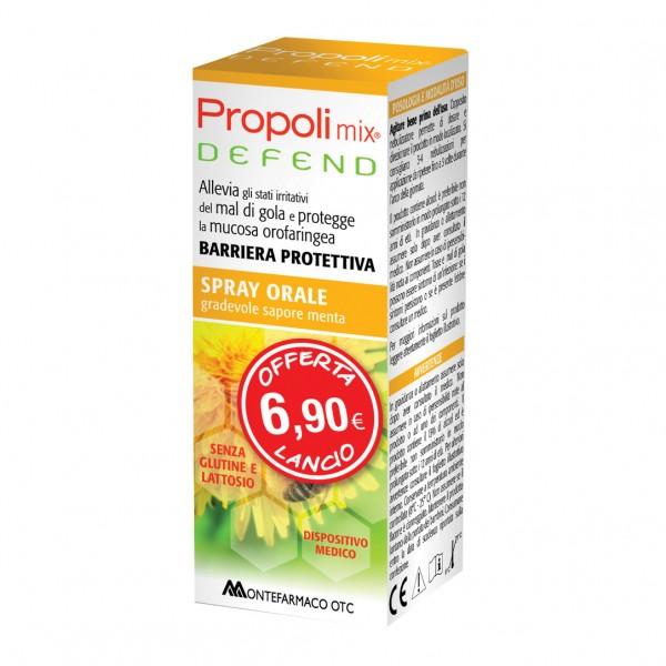 PROPOLI Mix Def.Spy 30mlMONTEF
