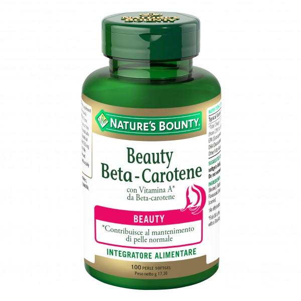 NATURE'S B.Beauty Beta Carot.