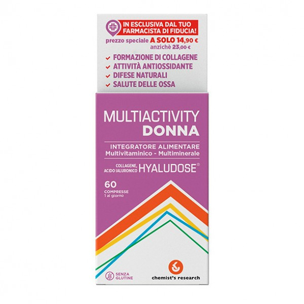 MULTIACTIVITY Donna 60 Compresse