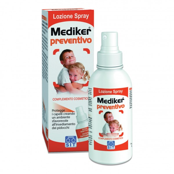 MEDIKER*PREVENT Spray 100ml
