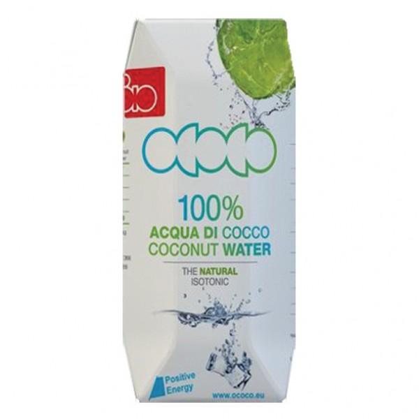FdL Acqua Cocco 100% Bio 330ml