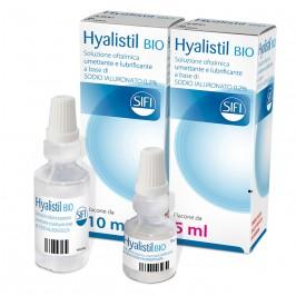 Hyalistil Bio Soluzione Oftalmica Sodio Ialuronato 0,2% 10 ml