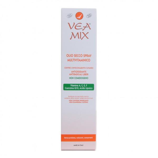 Vea Mix Spray Olio Secco  Multivitaminico Antiossidante 100 ml