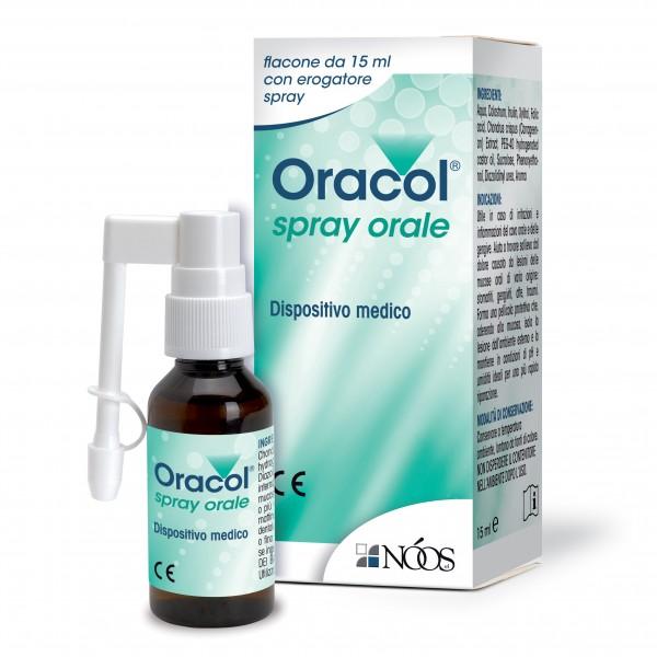 ORACOL Spray Orale 15ml