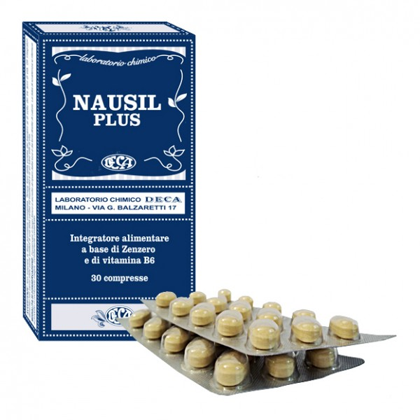 NAUSIL Plus 30 Cpr