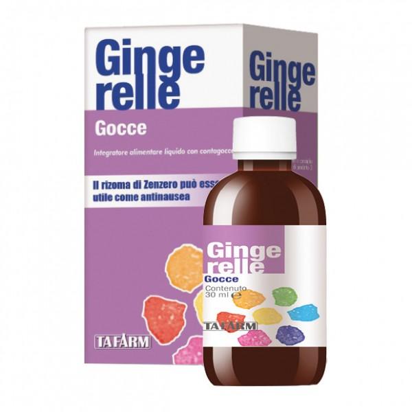 GINGERELLE Gtt 30ml