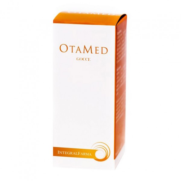OTAMED Gtt 15ml