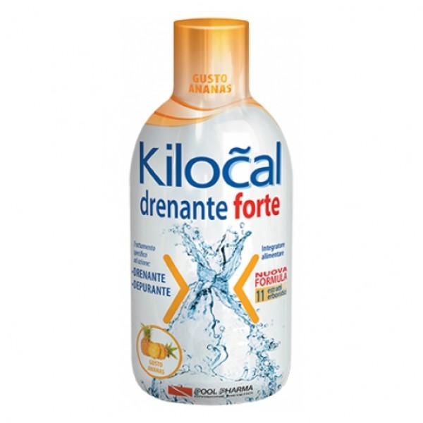 Kilocal Drenante Forte - Integratore ali...