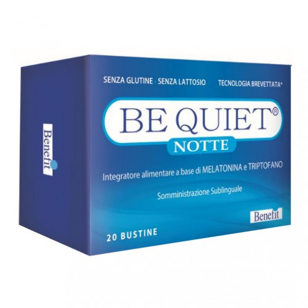 BE QUIET Notte 20 Bust.