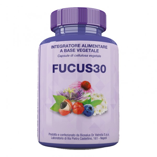 BIOFUCUS  60 Cps BIOSALUS