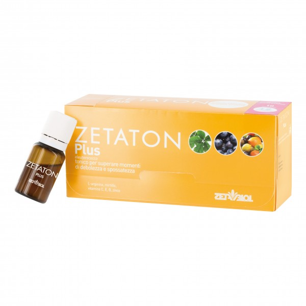 ZETATON PLUS 12fl.10ml