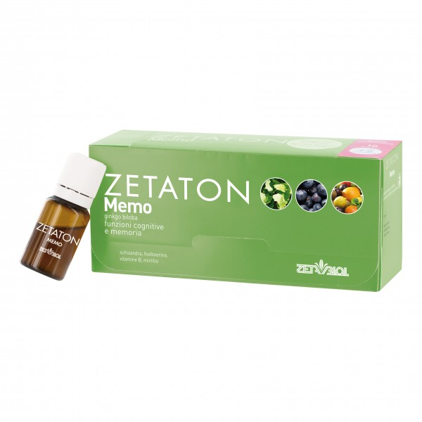 ZETATON MEMO 12fl.10ml