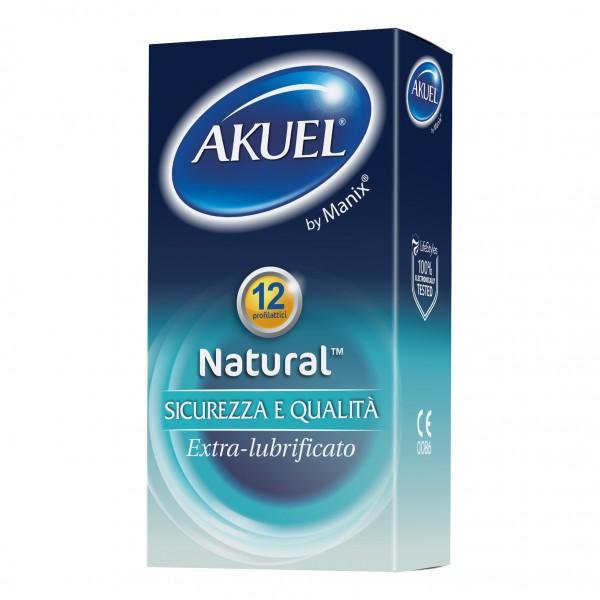 Akuel By Manix Natural B 12pz