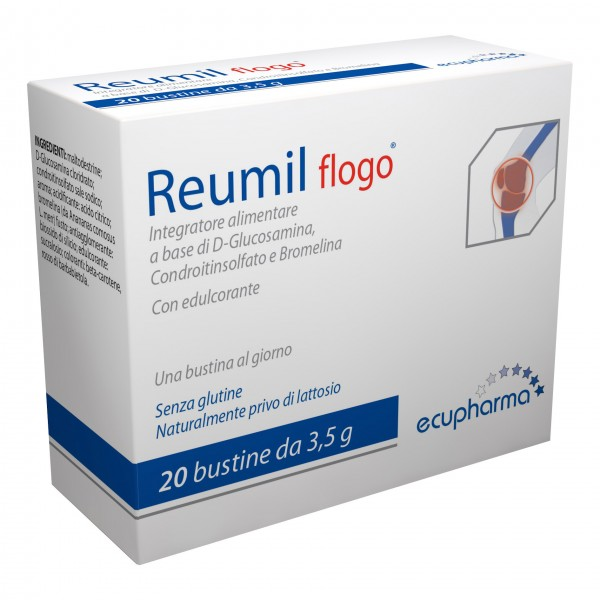 REUMIL FLOGO 20 Buste 3,5g